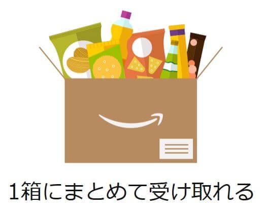amazonパントリーの説明画像