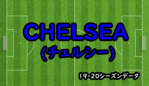 【チェルシー】19-20シーズンクラブデータ/選手リスト/移籍情報